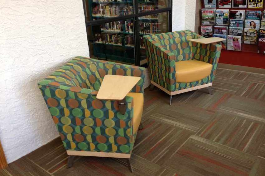 Seating_Lago Vista Public Library*